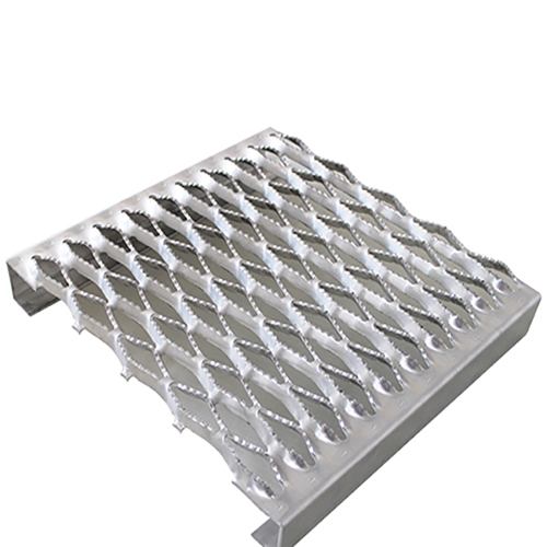 Grip Strut Safety Grating